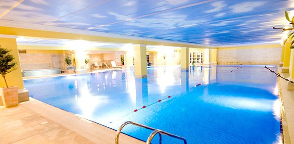 holmer park spa and health club day spa in hereford