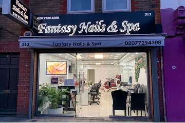 Fantasy Nails & Spa