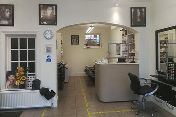 Create A Cut Hair & Beauty at THE SALON
