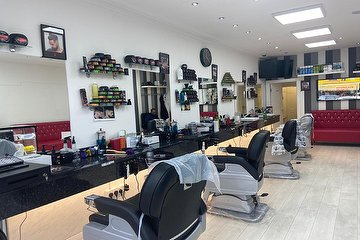 D Mill Hill Barber Shop