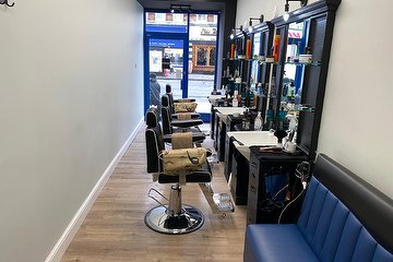 The Shepherd's Bush Barbers