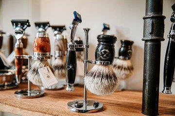 ERIC:BARBIER Haircut & Shave Alsterhaus