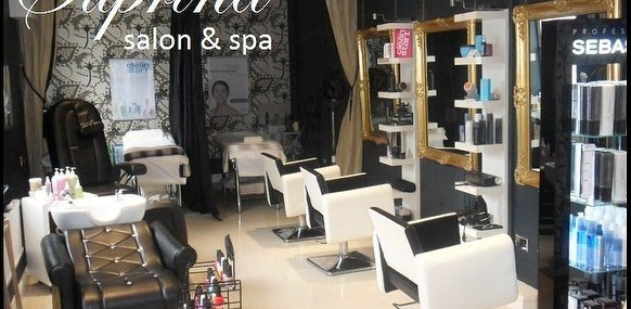 Suprina salon and spa at cobden hotel birmingham for Hair salon birmingham