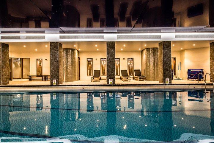 imagine health club spa at holiday inn london hotel. Black Bedroom Furniture Sets. Home Design Ideas