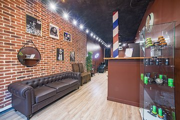 French Barber - Enghien-les-Bains