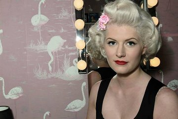 Vanity Thrills Vintage Beauty Parlour, Edinburgh