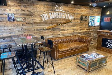 The BarberStation
