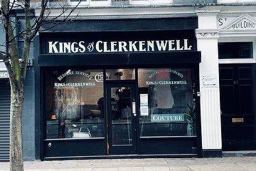 Josh Hairdresser - Inside Kings Of Clerkenwell