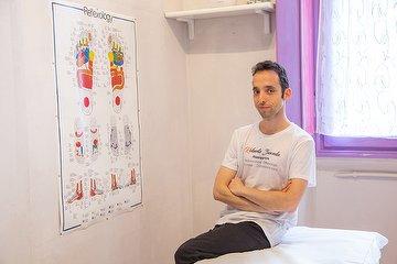 Roberto Boceda Riflessologia e Medicina Energetica