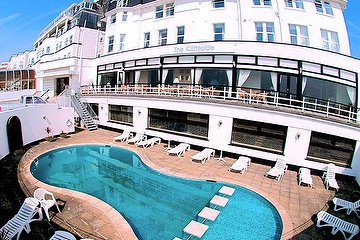 Leisure Centre at Ocean Beach Hotel & Spa