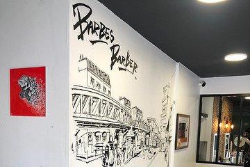 Pilote Barber chez Barbès Barber Shop