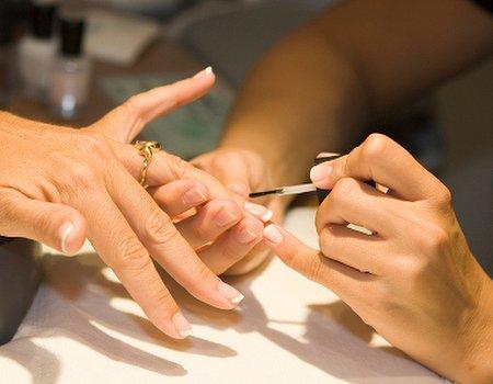Hands clean?