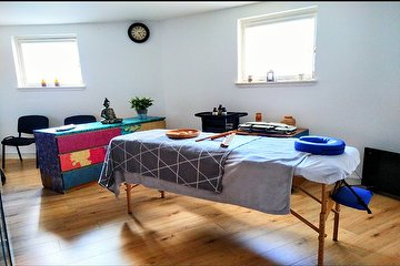 The Small Massage Room