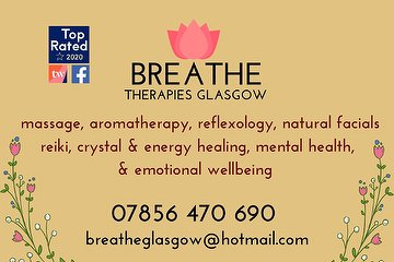 Breathe Therapies Glasgow, Charing Cross Station, Glasgow