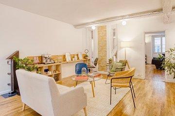 Caroline Chamot - L'Appartement W par Wedohair, Rue Montorgueil, Paris