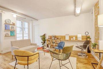 Théo d'Aléo - L'Appartement W par Wedohair, Rue Montorgueil, Paris