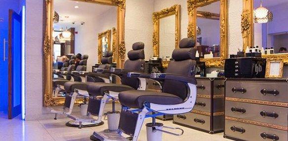Nail bar at mayfair tanning and waxing ltd nail salon in for Nail salon oxford
