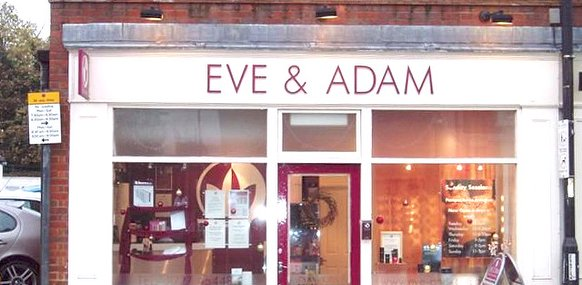 Eve adam boutique spa beauty salon in st albans for Adam eve salon