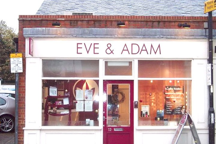 Eve adam boutique spa beauty salon in st albans for Adam and eve salon
