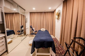 Ashraf masažo studija, Užupis, Vilnius
