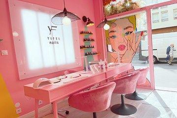 Yifei Nails, Gaîté, Paris