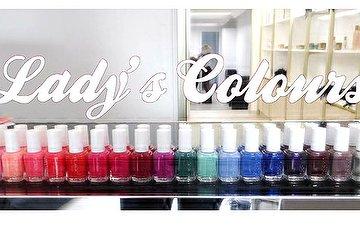 Lady's Colours, Plaisance, Paris