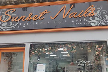 Sunset Nails & Deluxe Spa