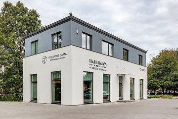 INUNO grožio studija, Žaliakalnis, Kaunas