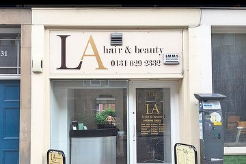 LA Hair & Beauty Edinburgh