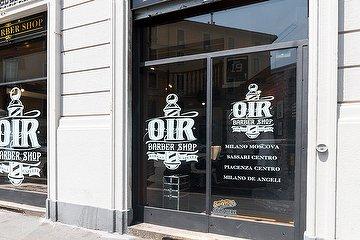 Oir Barber Shop De Angeli