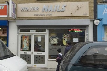 Five Star Nails, Bow, London