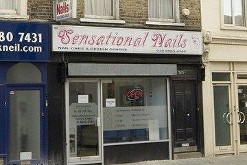 Sensational Nails, Mile End, London