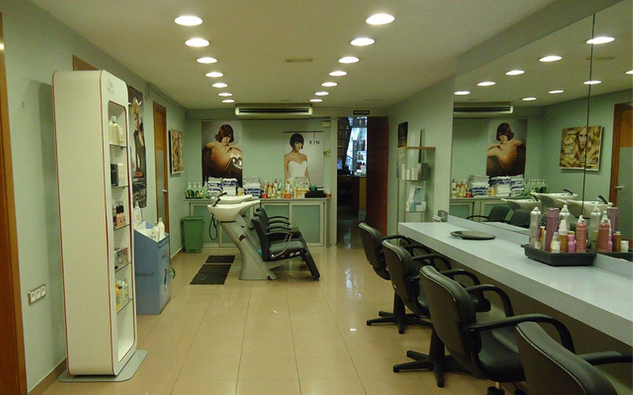 Hermosa Estaciones De Uñas Salón Fotos - Ideas Para Esmaltes ...