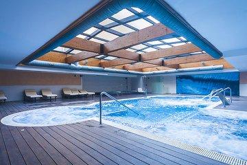 Spa Minos en el Hotel & Spa Villa Olímpic@ Suites, l Parc i la Llacuna del Poblenou, Barcelona
