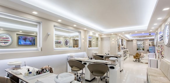Usa star nails clapham south nail salon in clapham - Nail salons in london ...