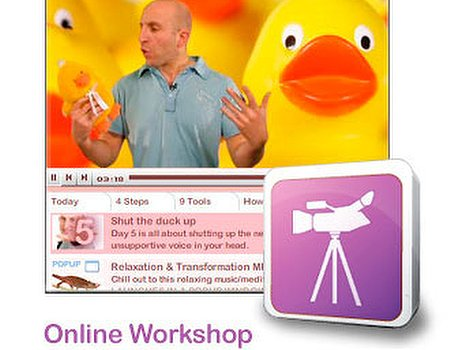Free online workshop with Pete Cohen