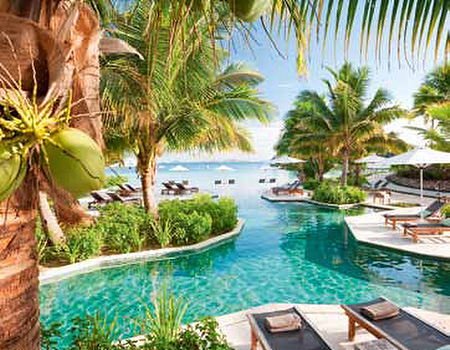 Adam Smith finds the perfect spring getaway at Likuliku Island Resort & Spa, Fiji
