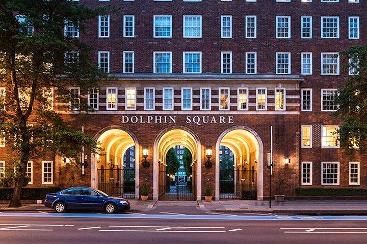 The Spa In Dolphin Square Hotel Spa In Pimlico London