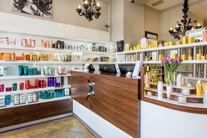 The cavendish blow dry bar hair salon in marylebone for Nail salon marylebone