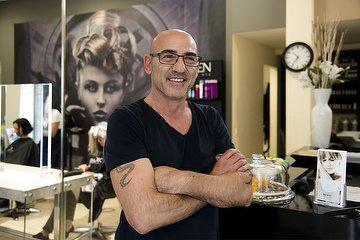 Hairline Antonio Rescigno Hairstylist, Westend, Frankfurt am Main