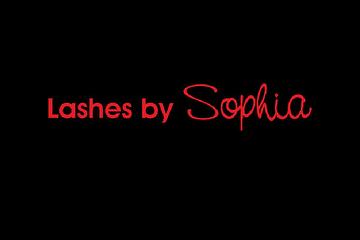 Lashes by Sophia Wallyford
