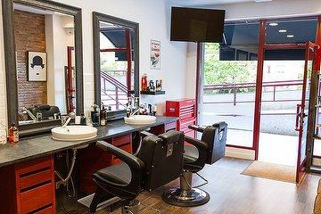 Barbería Chester, Peñagrande, Madrid