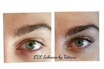 LVL Lashes and Henna Brows by Tatiana