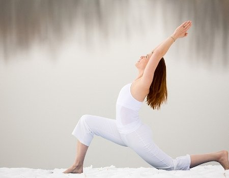Tried and tested: limber up with Hatha Yoga at David Lloyd, Woking