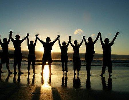Exercise, socialise and challenge mental health stigma