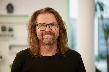 Peter Polzer am Gänsemarkt