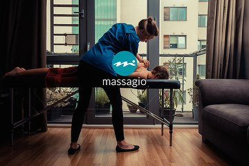 massagio - Mobile Massage bei Ihnen Zuhause - Hamburg, St. Georg, Hamburg