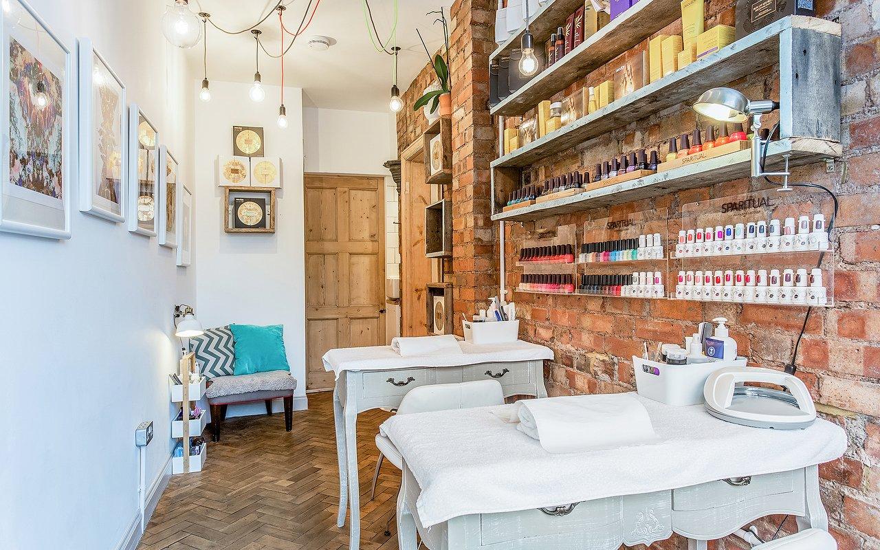 Nail treatments at nail salons and nail bars near North ...