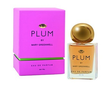 Plum: the new fragrance by Mary Greenwell