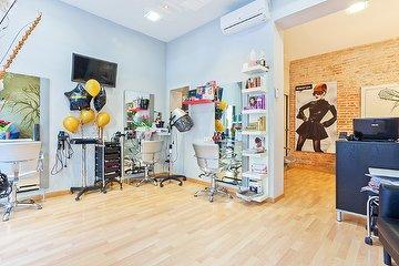 Helin Beauty Salon, El Congrés i els Indians, Barcelona